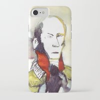 lawyer iPhone & iPod Cases featuring the lawyer man by seb mcnulty