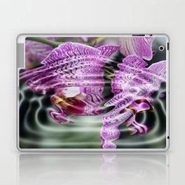 Sunken Orchids Laptop & iPad Skin