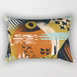 Fall season Rectangular Pillow