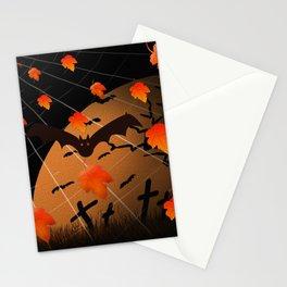 Oktober 31. Stationery Cards