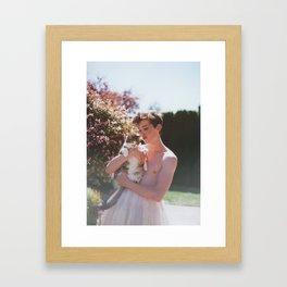 Graeme Framed Art Print