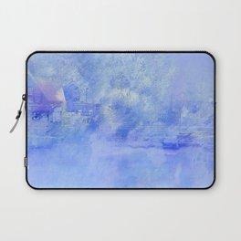 Hometown Celle in blue Laptop Sleeve