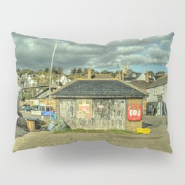 Leigh on Sea Fishermans Shed  Pillow Sham