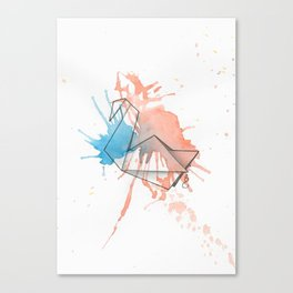 Origami #13 Canvas Print