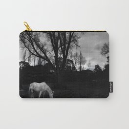 Midnight Horse Carry-All Pouch