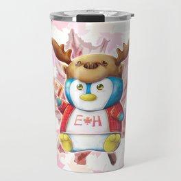 Canada Day 2019 - Eh - ALT CLR Travel Mug