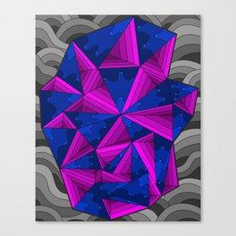 smell the colour 11 Canvas Print