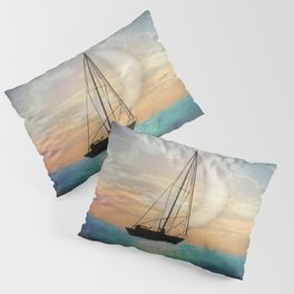 Sail Away With Me Pillow Sham
