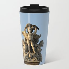 Angels of the Louvre Travel Mug