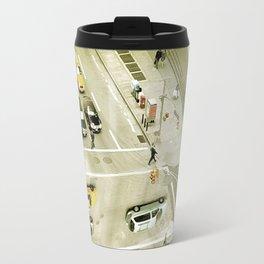 Escher Intersection Travel Mug