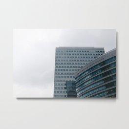 Cityscape I Metal Print