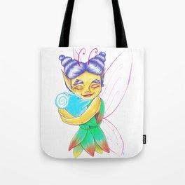 Fairy Hug Tote Bag