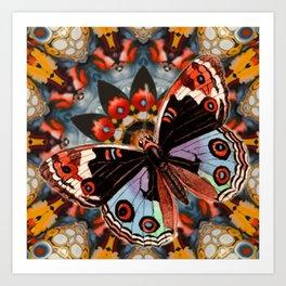 Kaleidoscope ~ Series 8 Art Print