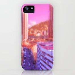 Hong Kong Dream iPhone Case