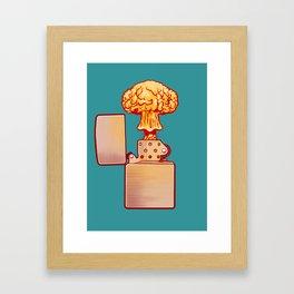 Set the World on Fire Gerahmter Kunstdruck