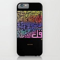 kufi Slim Case iPhone 6s