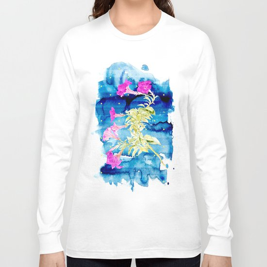 Floral Dream Long Sleeve T-shirt