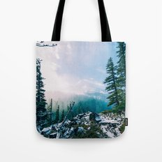Overlook the Wilderness Tote Bag