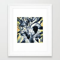 serenity Framed Art Prints featuring Serenity by Geni