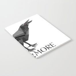 NEVERMORE RAVEN Notebook