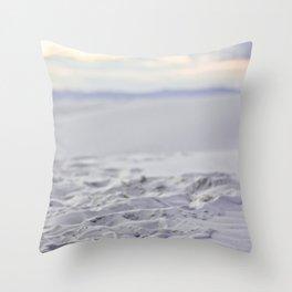 Unrest Throw Pillow