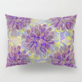 Abstract Cactus Pillow Sham