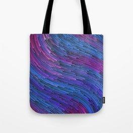 LAST DESIRE - Abstract Digital Image Texture Glitch Art Tote Bag