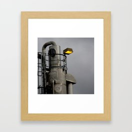 After the Fallout Framed Art Print
