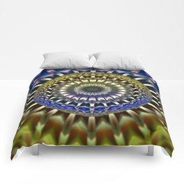 Focus mandala Comforters