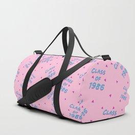 Class of 1986 Duffle Bag
