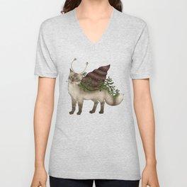 Catsnail I Unisex V-Neck