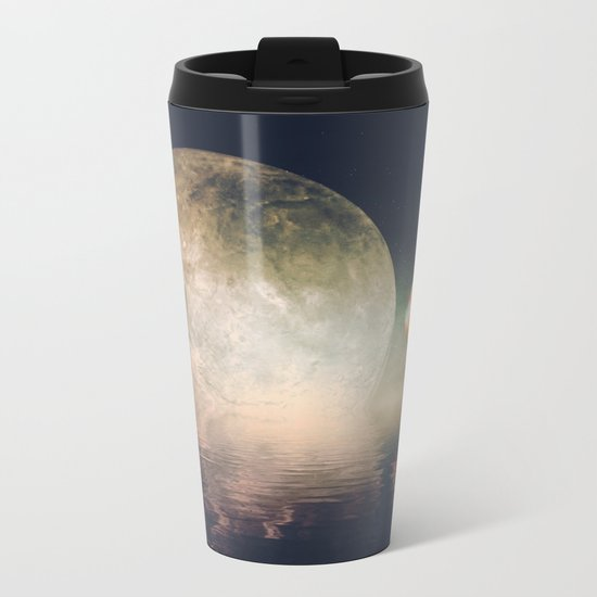 Nearby Metal Travel Mug