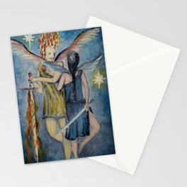 Set the Heavens Aflame Stationery Cards