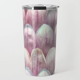 Magnolia Blossom in Blush Travel Mug