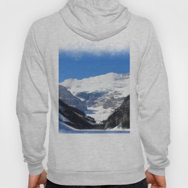 Lake Louise in Banff National Park Hoody