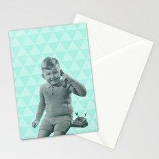 Geometric vintage Stationery Cards