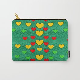 love is in all of us to give and show Carry-All Pouch