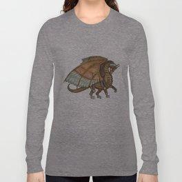 Dragon Steam Long Sleeve T-shirt