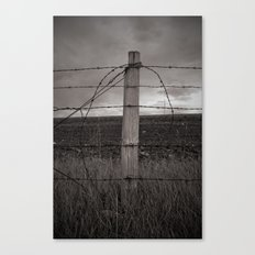 Winding Canvas Print