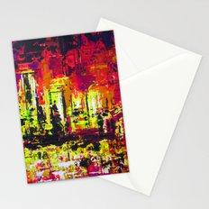 Minneapolis Skyline Reflection Stationery Cards