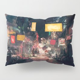The Closing Hours Pillow Sham