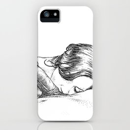 asc 738 - 20170611 La matinale (Good morning) iPhone Case