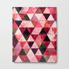 Abstract #807 Metal Print