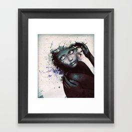 The Girl 1 Framed Art Print