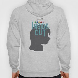 Inside Out - Minimal Movie Poster Hoody