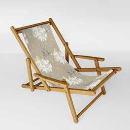 Bunny Portrait M+M Latte by Friztin Sling Chair