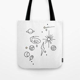 astro Tote Bag