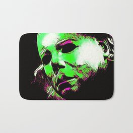 The Boogeyman Cometh Bath Mat