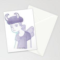 Pastel Punk Pixie Boy Stationery Cards