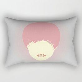 Young belieber Rectangular Pillow
